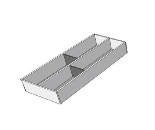 For a cabinet of 450 mm width, F2