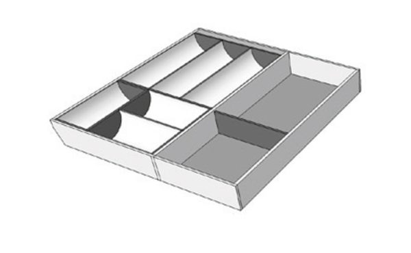 For a cabinet of 700-800 mm width, M5