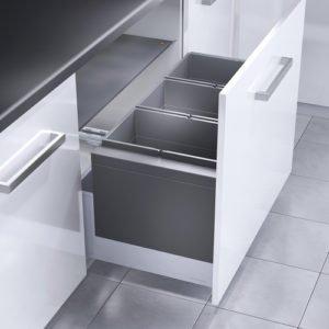 Hailo AS Triple-XL 90 (3 bins)