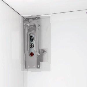 "Universal screw fixed cabinet hanger ""LIBRA H1"""