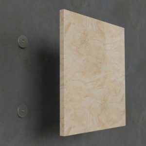 """Wall panel cabinet hanger """"Click"""""""