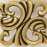 Antique bronze