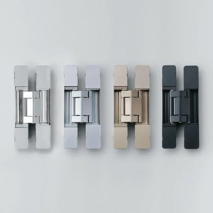 3-WAY ADJUSTABLE CONCEALED HINGE HES3D-E190