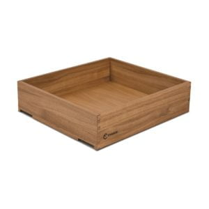 GammaBOX Solid Oak/Walnut dovetail TYPE 2 drawer