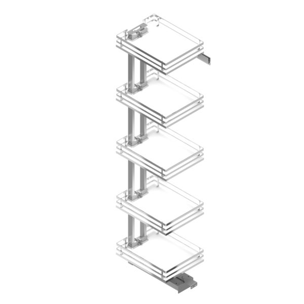 Titán pantry column FLAT