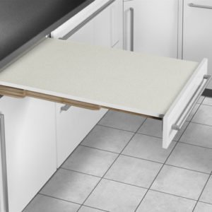 Hailo Rapid Pull-out table for 500mm cabinet