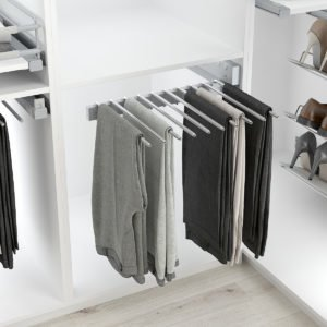 "Pull-out trouser holder ""Menage confort"""