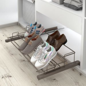"Pull-out shoe holder ""Menage confort"""