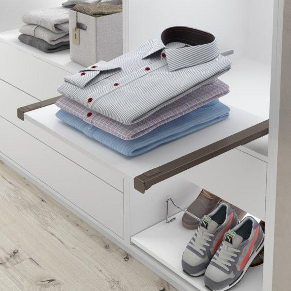 "Pull-out shelf set ""Menage confort"""