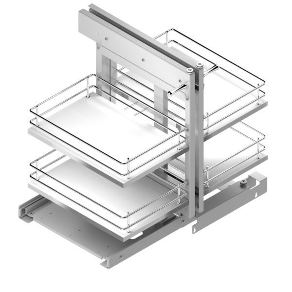 """Articulated pull-out frame """"Menage confort COMPACT"""""""