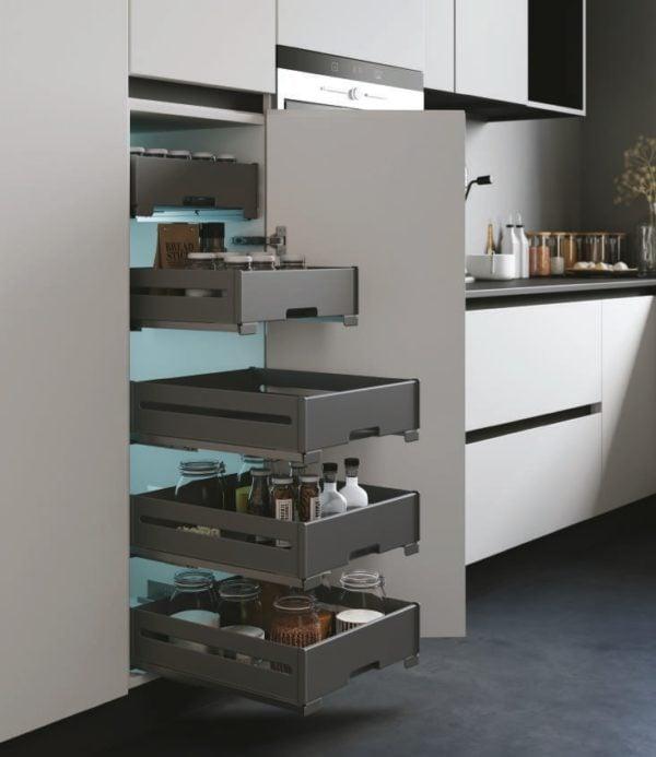 QUADRA Pantry drawer