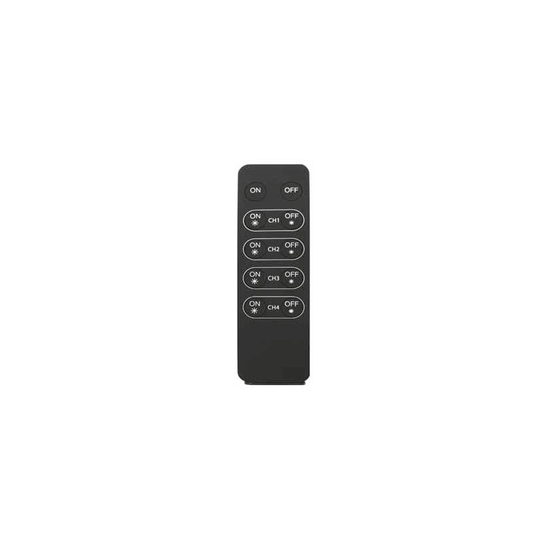 4 ZONES RF EASY REMOTE DIMMER