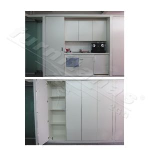 Entering door system Hawa Concepta