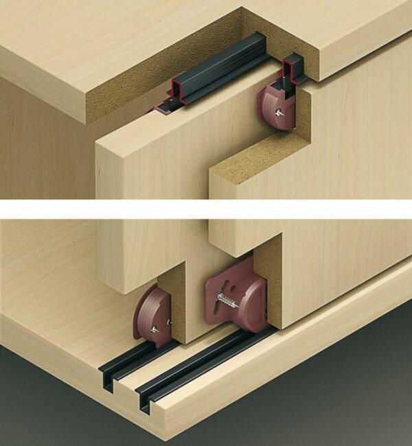 "Sliding doors system ""Slido Classic 30 IF"" 2"