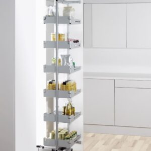 System swing with shelves LIBELL