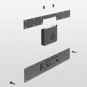Pecasa unit support bracket